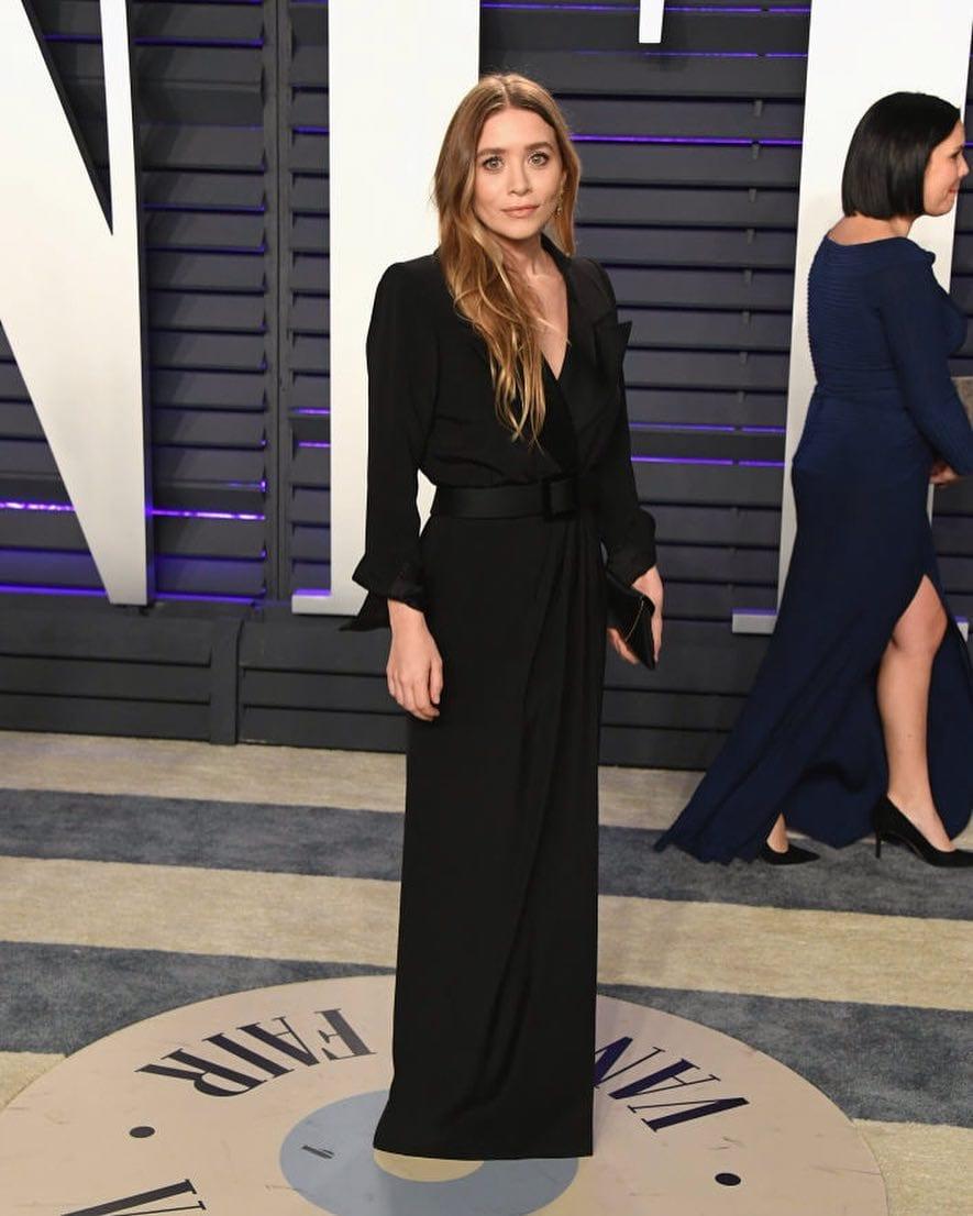 Ashley Olsen at the Oscars
