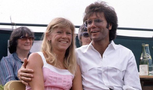 Cliff Richards & Sue Barker