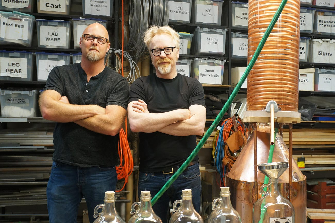 Why Did MythBusters Break Up