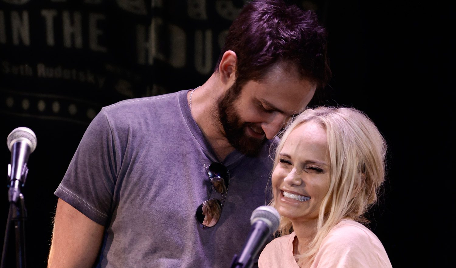 Kristin And Josh Attend Charity Event