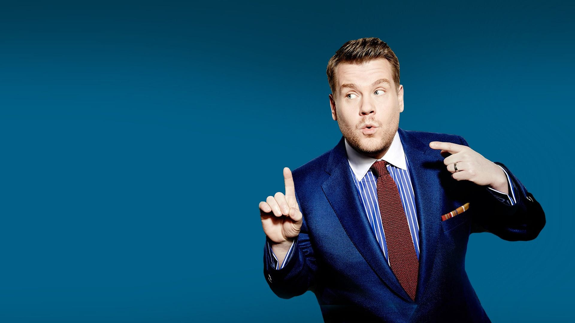 Who Is James Corden Dating