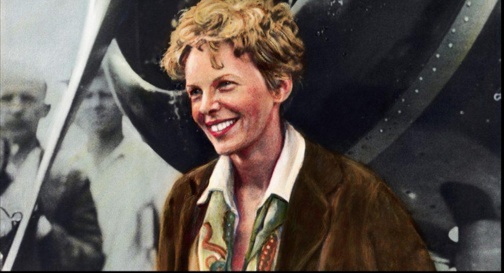 Amelia Earhart's Affair
