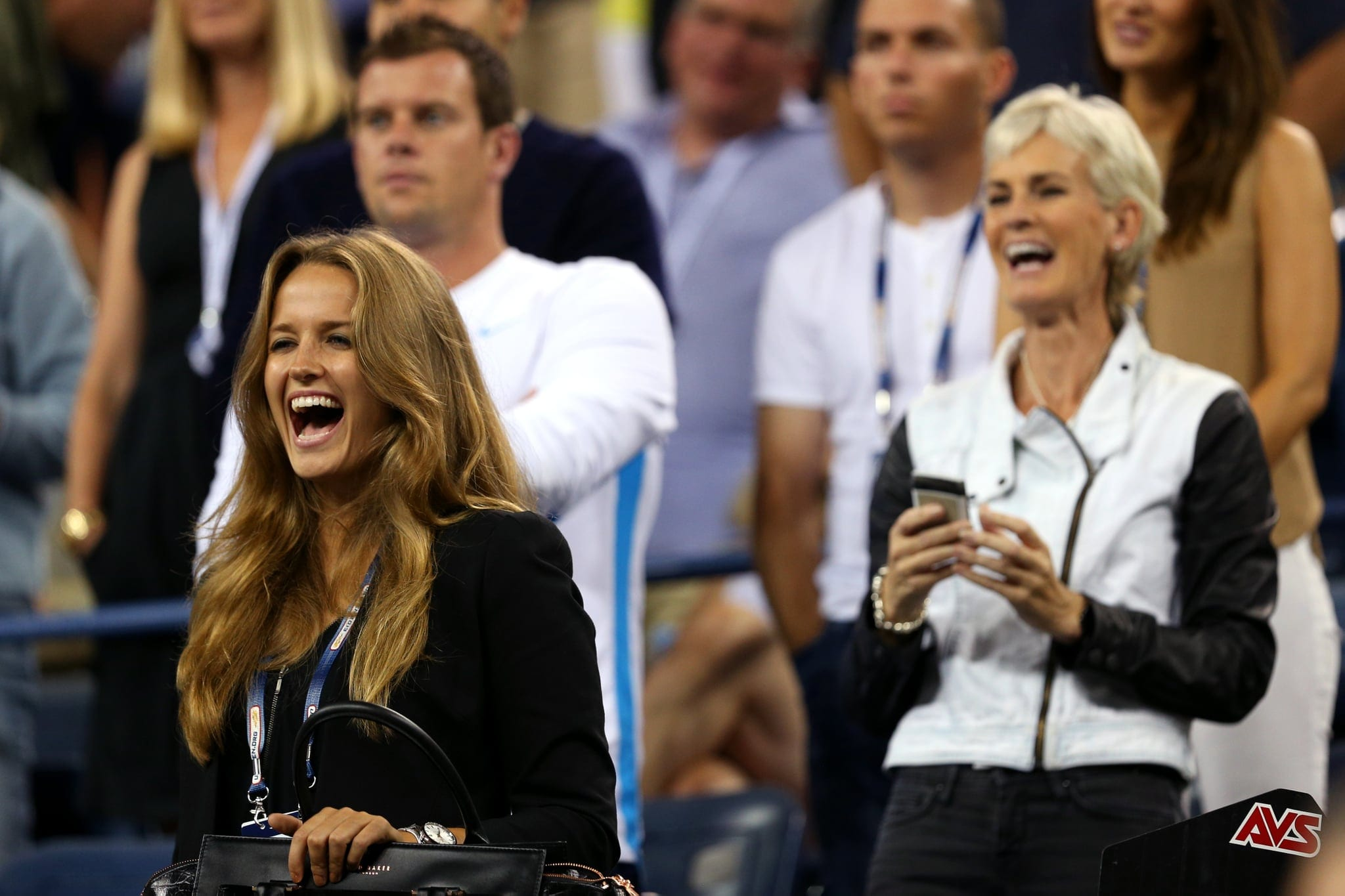 Judy Murray is the Mother Law of Kim Sears