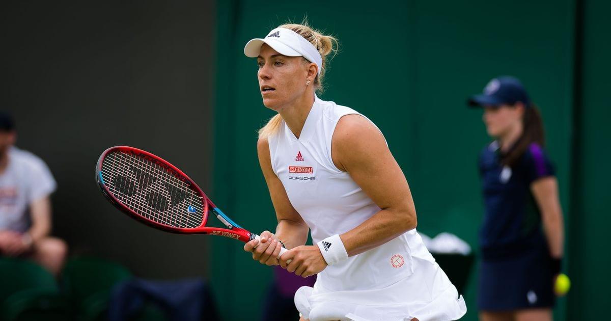 Angelique Kerber world ranking