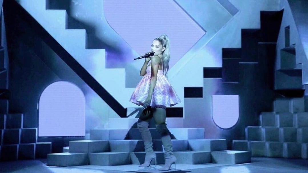 Ariana Grande music tour