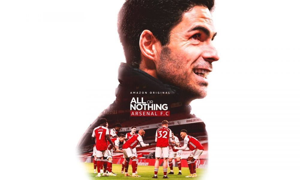 All Or Nothing Arsenal: When Will The Series Premiere?