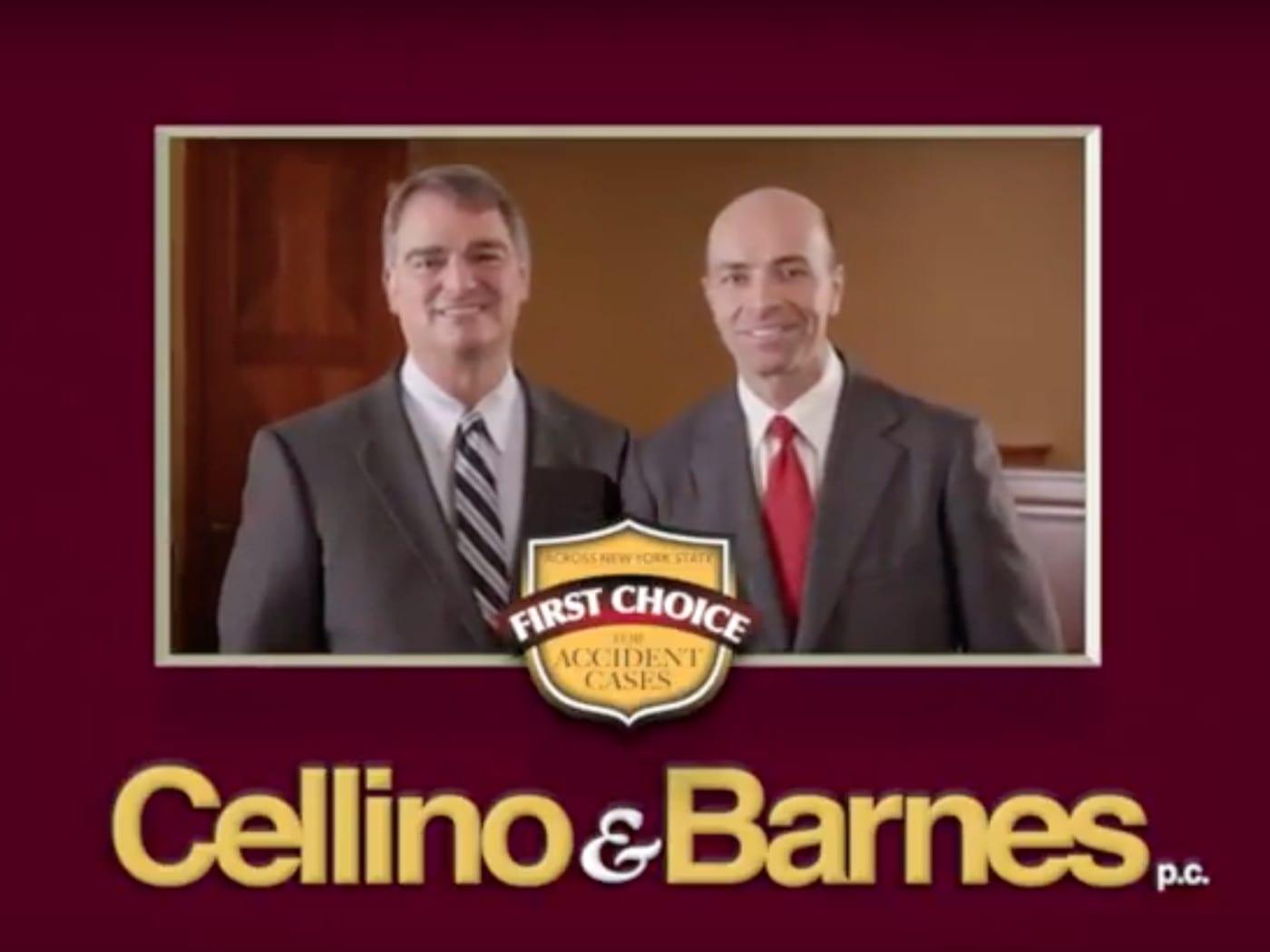 Cellino And Barnes Breakup