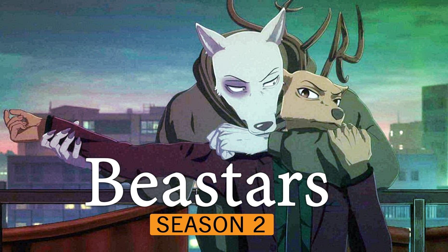 Beastars Season 2 Episode Schedule