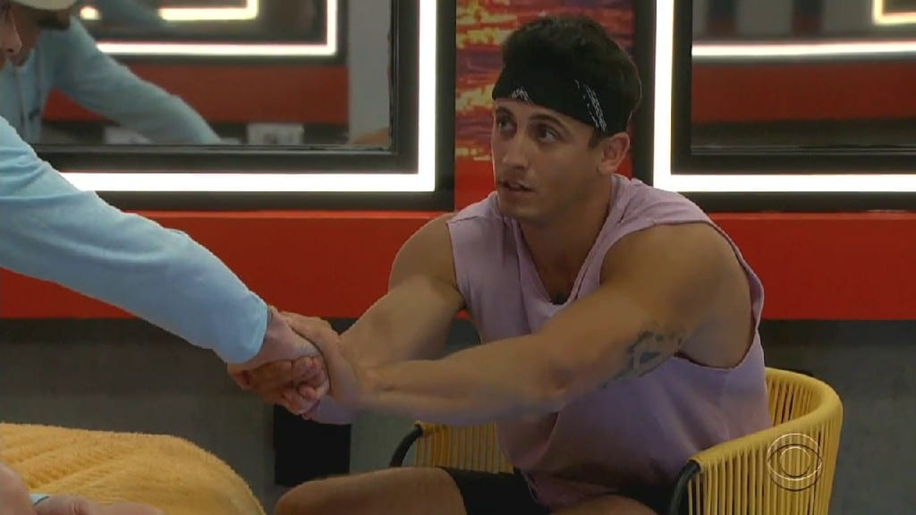 Events From Previous Episode Which May Affect Big Brother S23E02