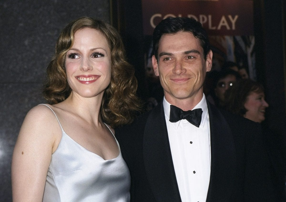Billy Crudup Dated Mary-Loise Parker in Early 2000s