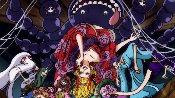 One Piece Chapter 1020