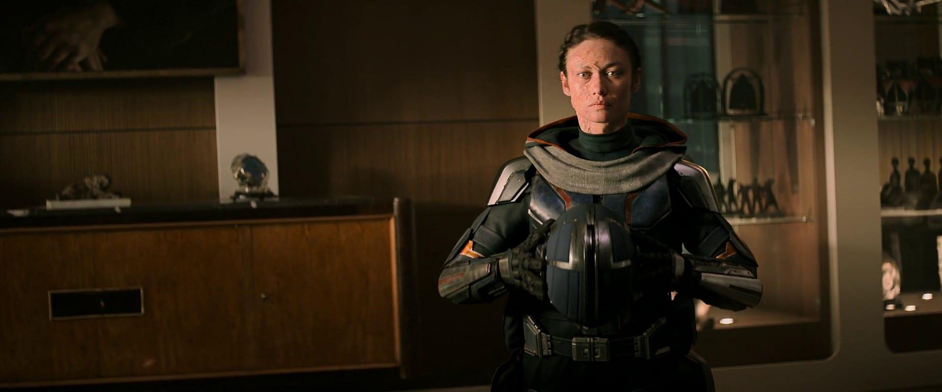 The Identity Of Taskmaster In Black Widow Revealed