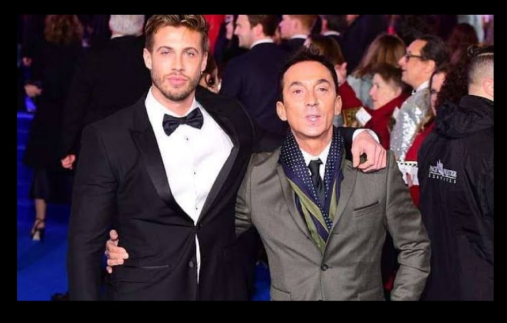 Is Bruno Tonioli in a relationship