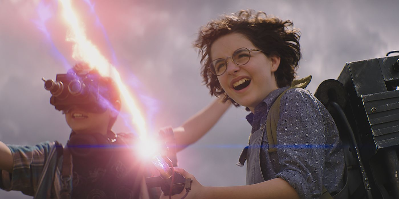 Who Stars In Ghostbusters Afterlife?