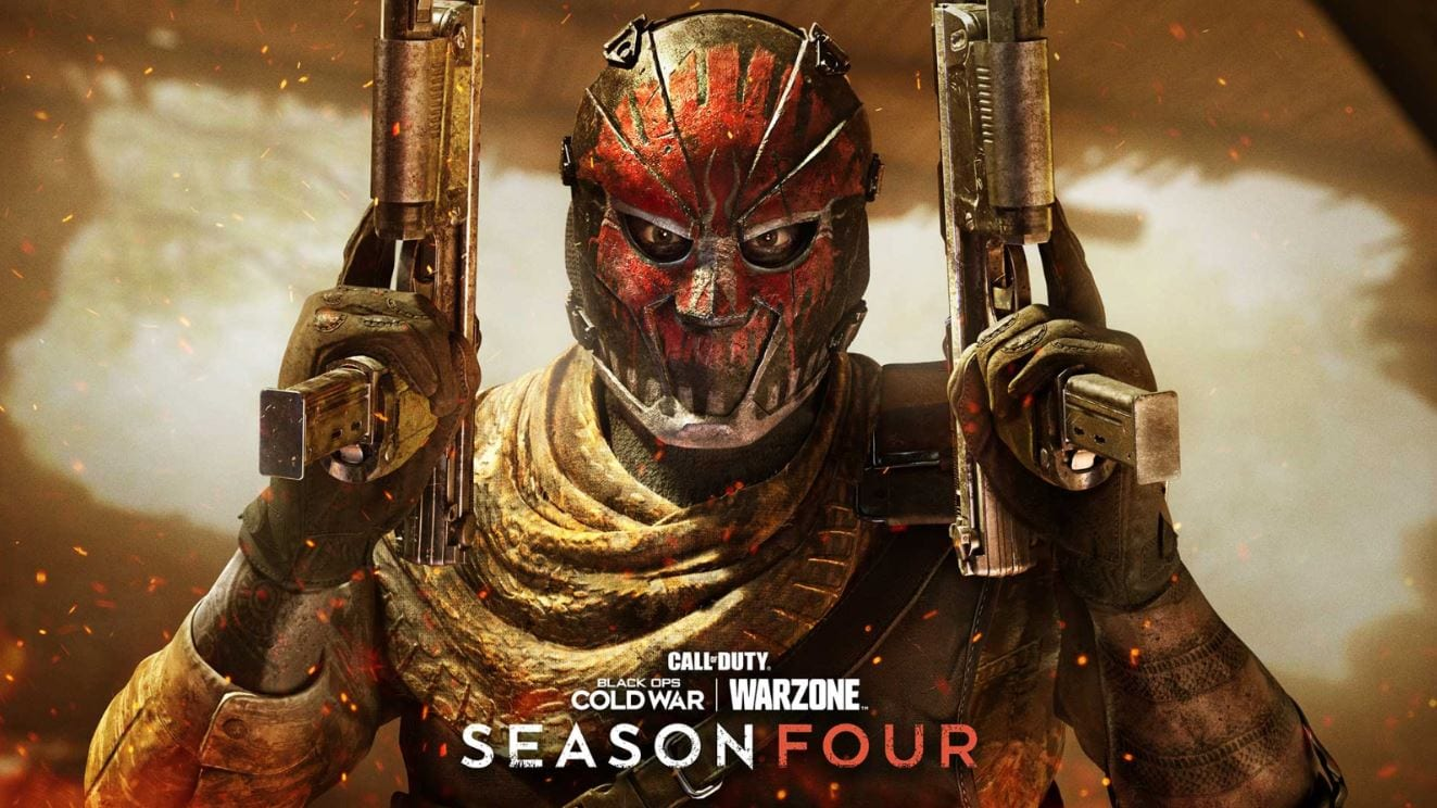 Call of Duty Season 4 Reloaded Out Now!