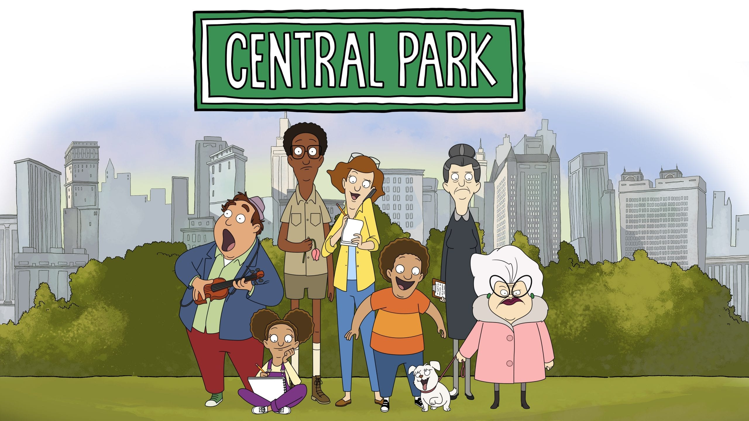 Preview And Release Date: Central Park Season 2 Episode 7