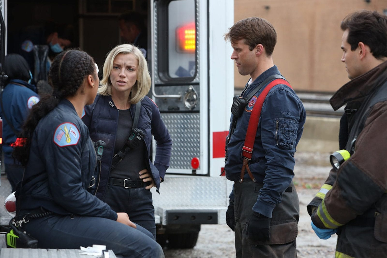 Release Date For Chicago Fire Season 10 In The UK