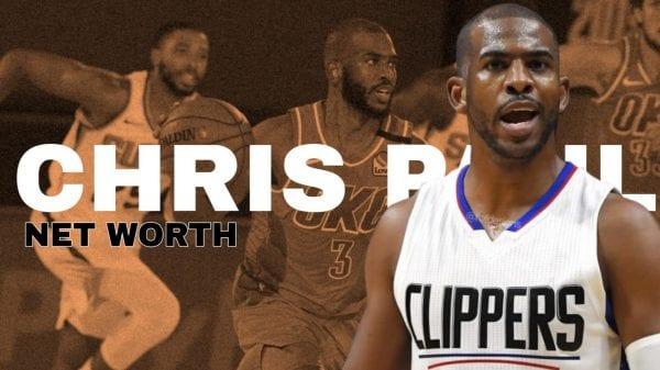 Chris Paul Net Worth