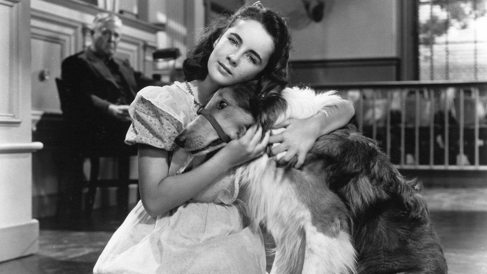 Elizabeth in one of her Child Actress Roles