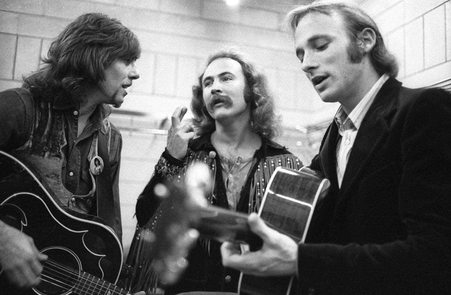 Why Did Crosby, Stills, Nash And Young BreakUp