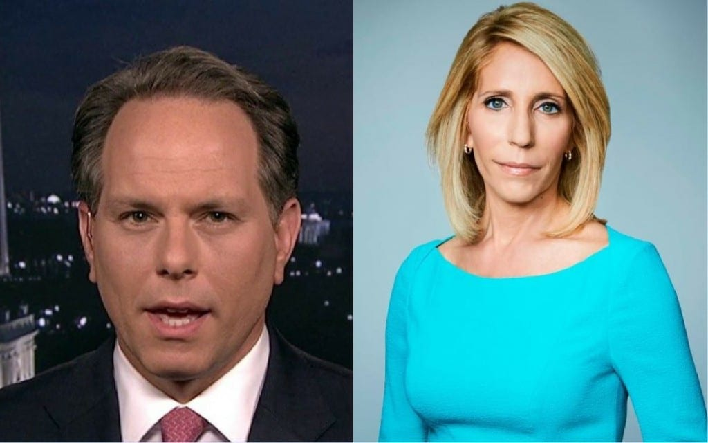 Dana Bash Was Married To Jeremy Bash From 1998 To 2007