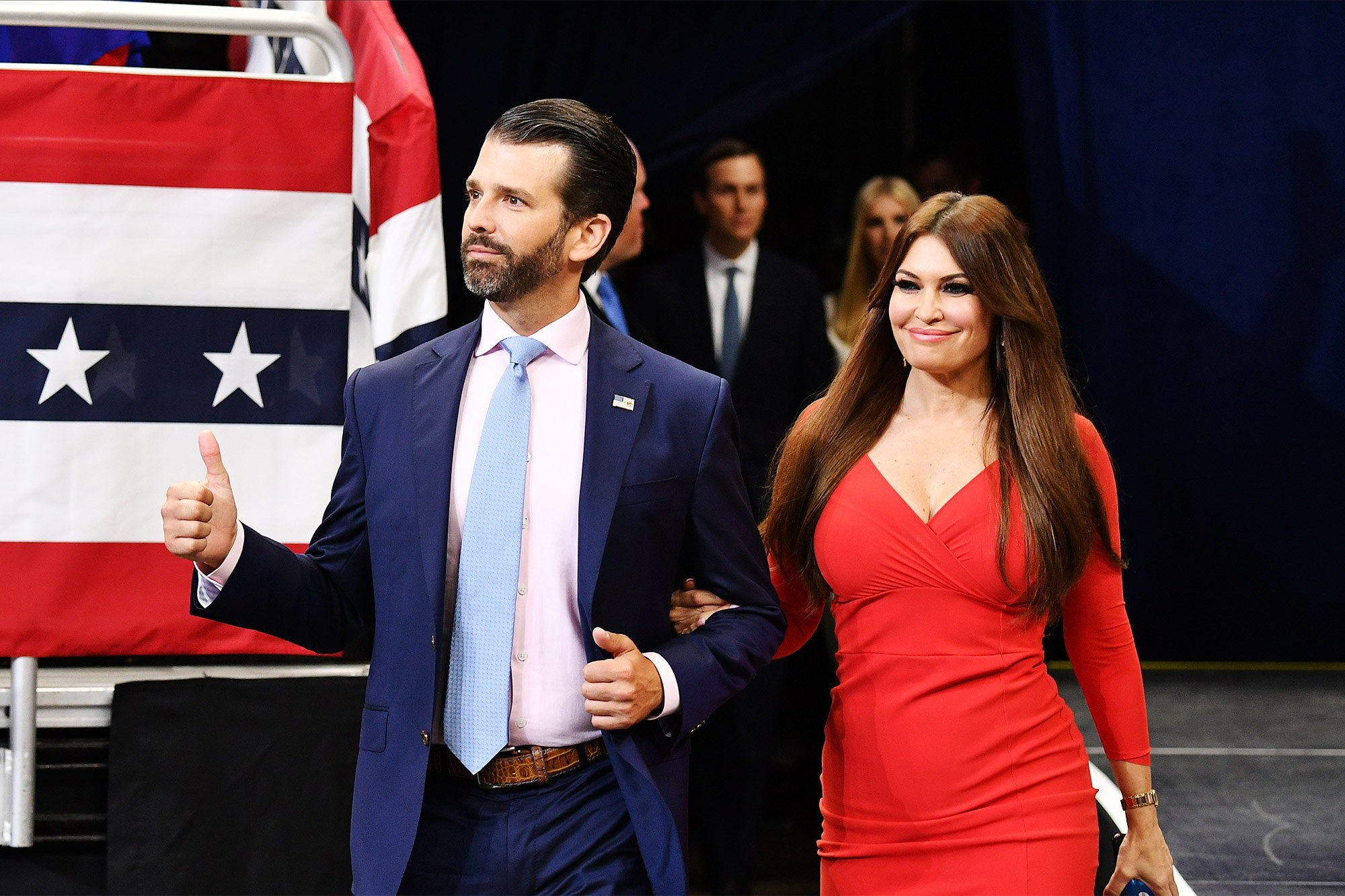 Donald Trump Jr.'s Girlfriend