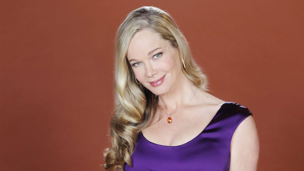 Who plays Donna Logan in The Bold and the Beautiful
