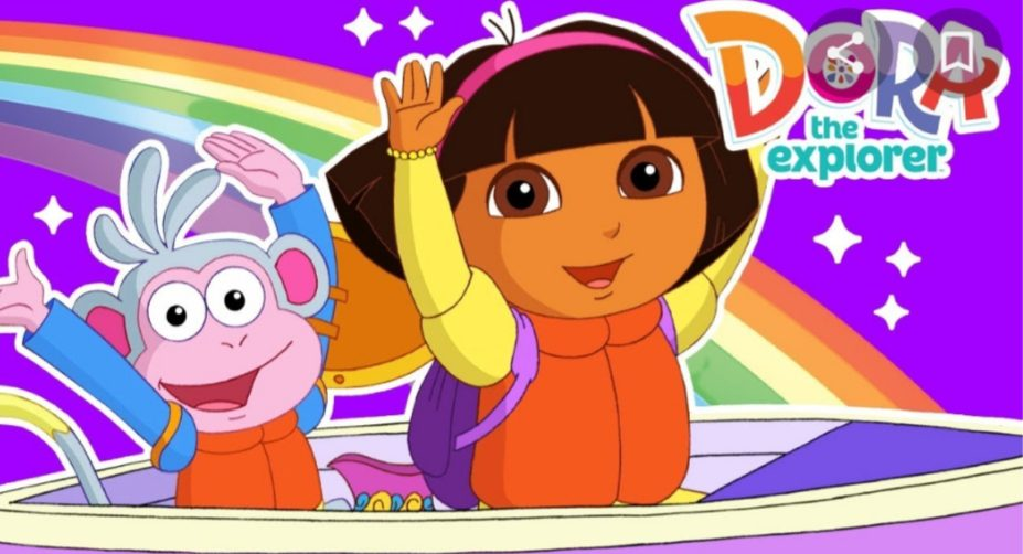 Who is Dora's boyfriend