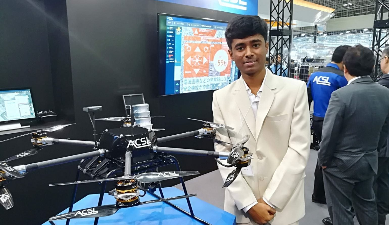 Drone Prathap Net Worth