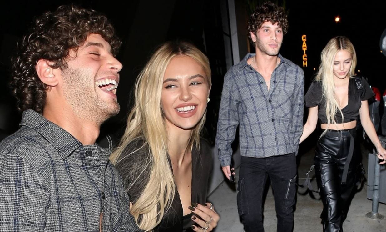 Who Is Eyal Booker Dating?