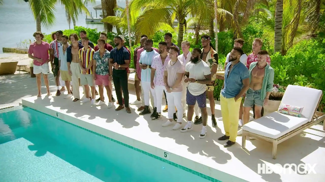 Everyone Joining FBoy Island