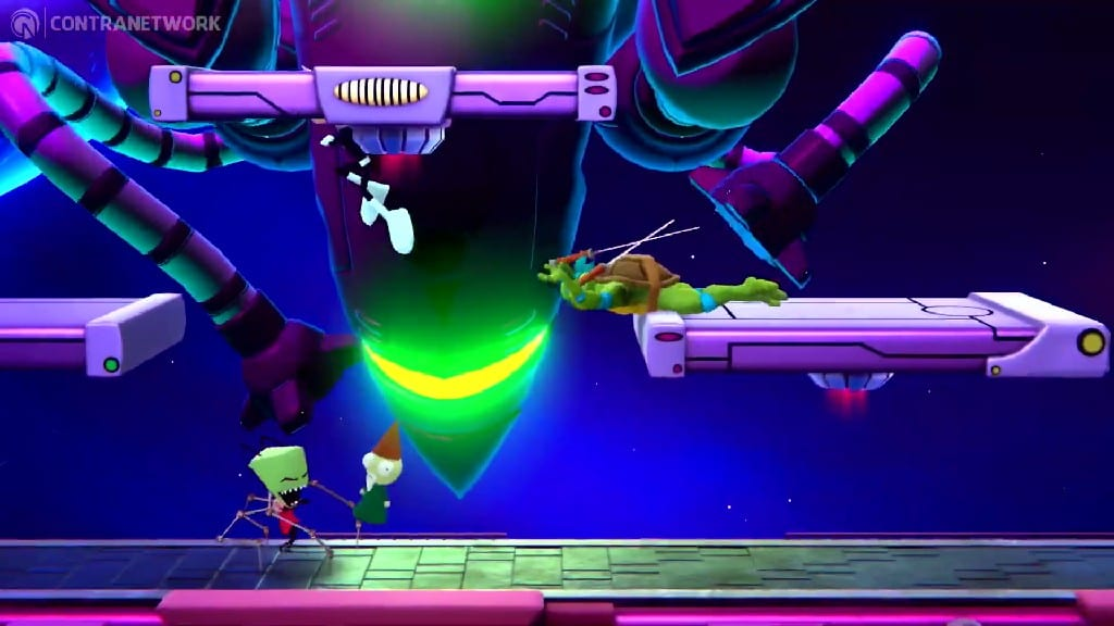 What's The Game Of Nickelodeon All-Star Brawl All About?