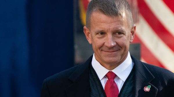 How Much Erik Prince Earns?