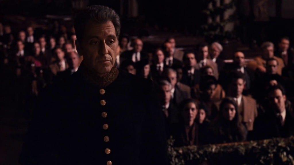 Godfather Part III Ending Explained
