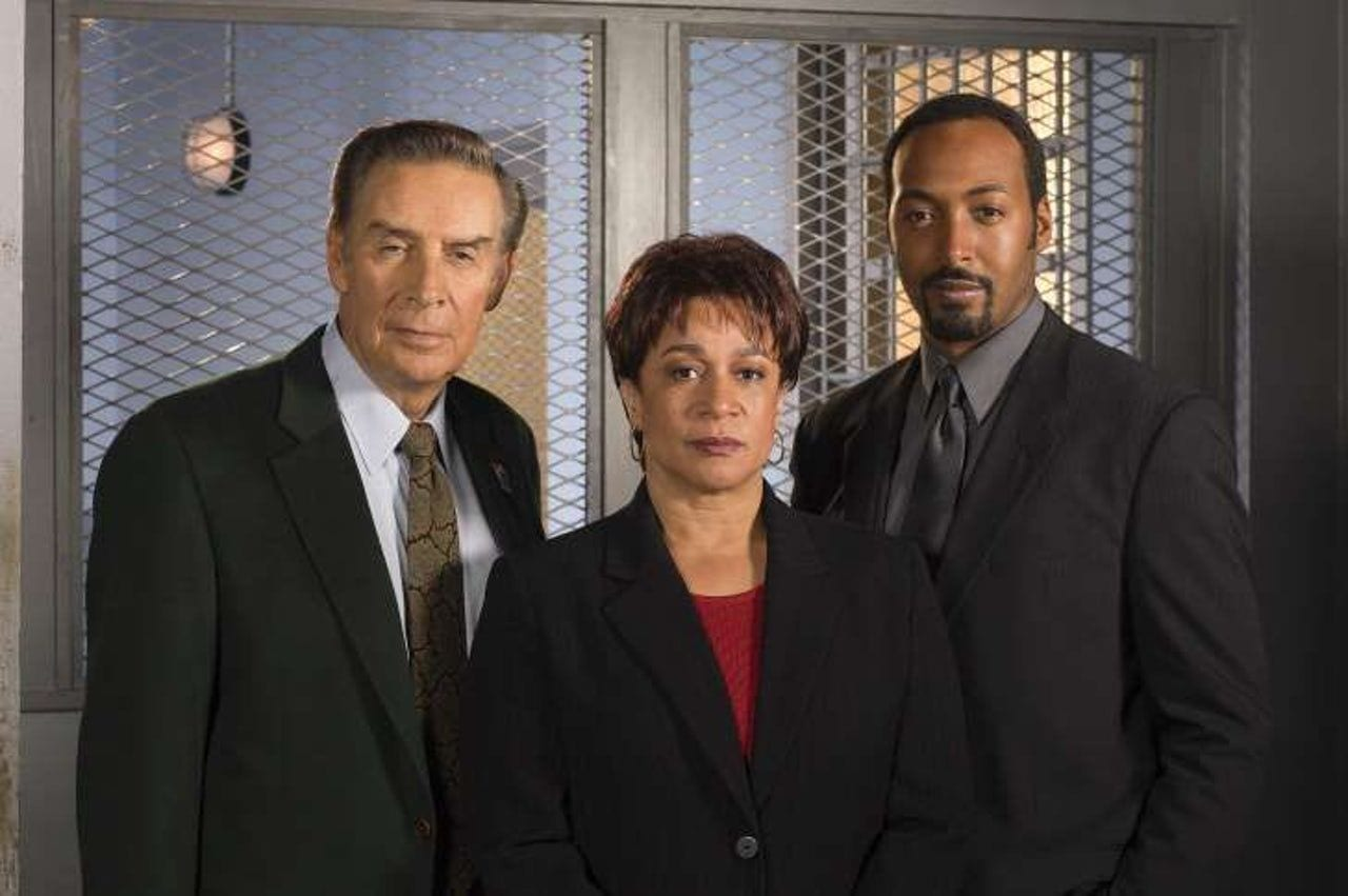 Did Detective Green die in Law and Order?