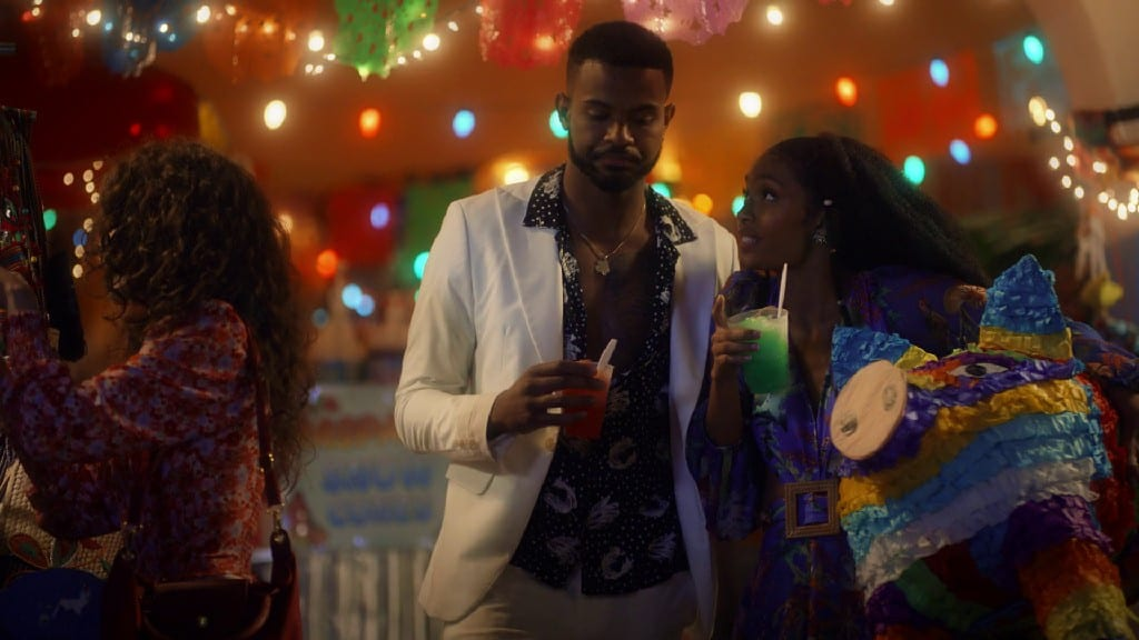 Preview For Grown-ish S04E02