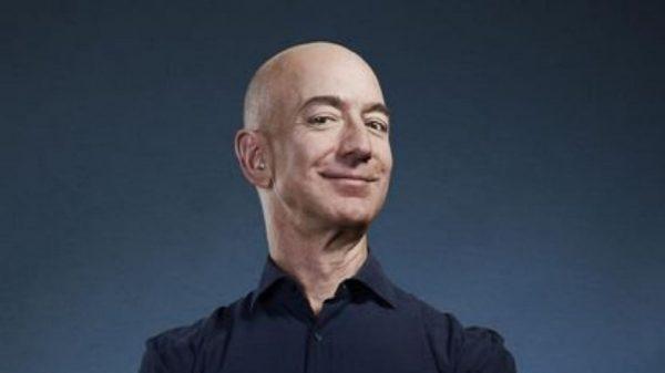 Who is Jeff Bezos affair