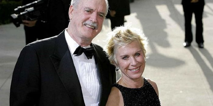 John Cleese Was Married To Alyce Faye Eichelberger For 15 Years
