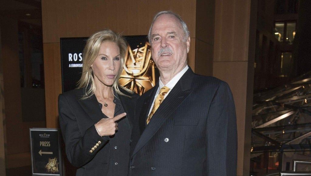 John Cleese Is Married To Jennifer Wade