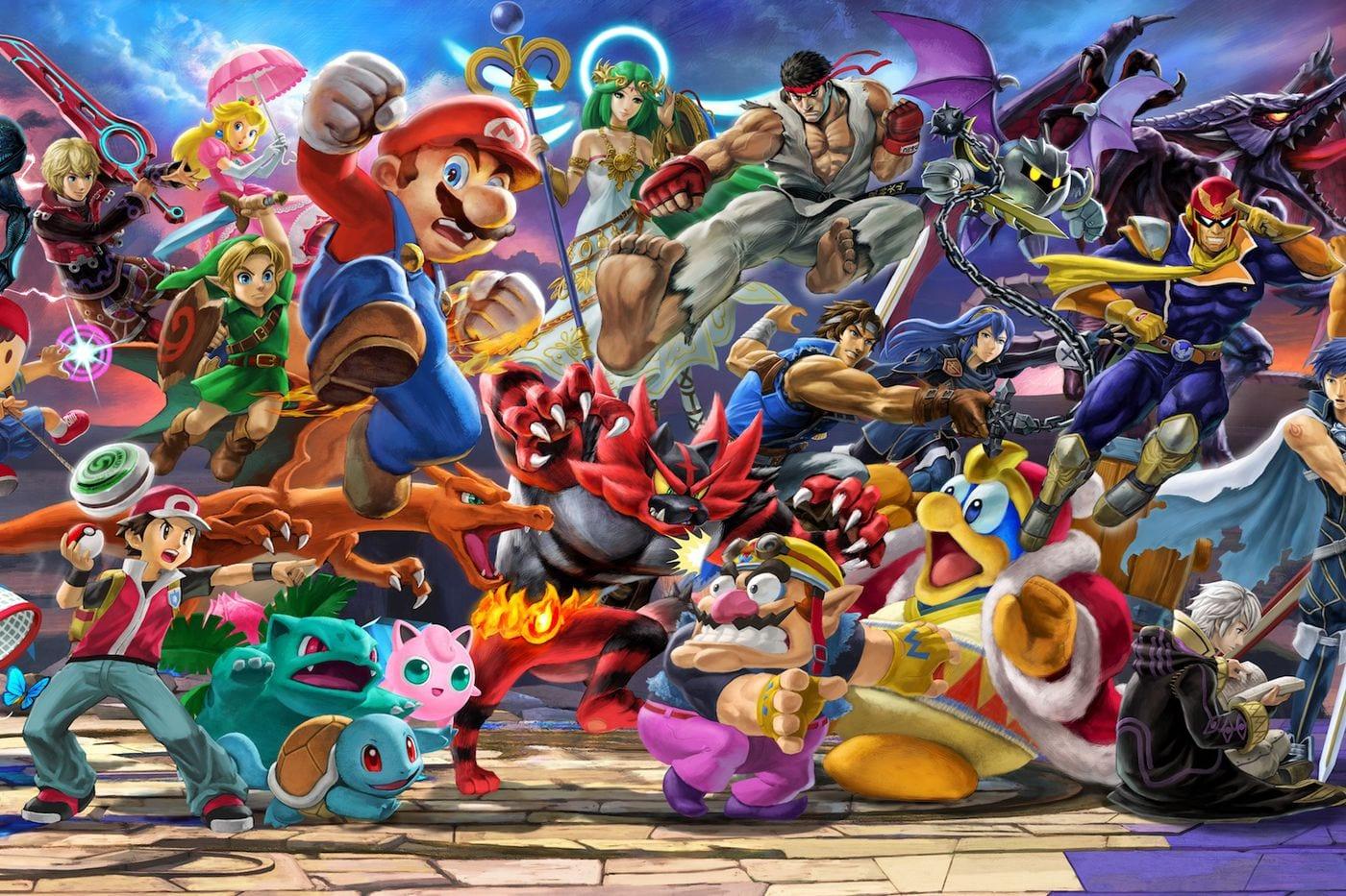 Smash Bros Kazuya Release Time and Characteristics Character