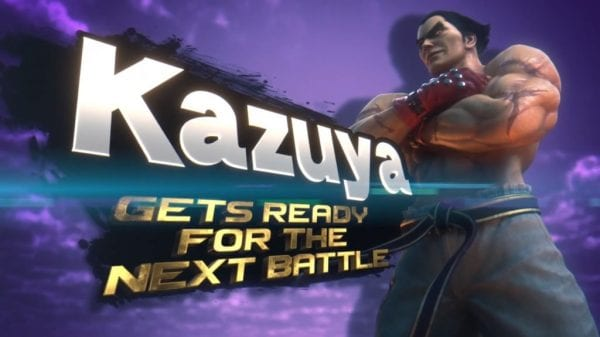 Smash Bros Kazuya Release Time And Date