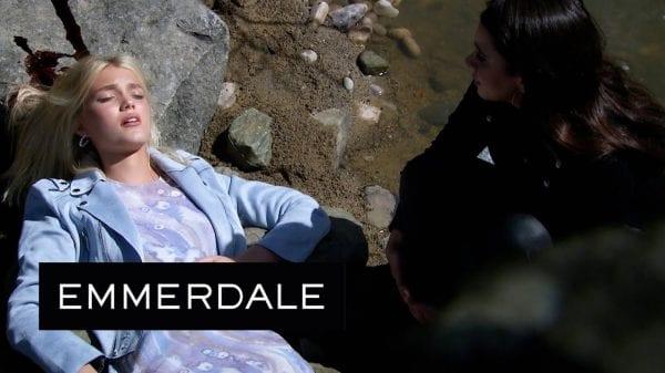 How did Leanna die in Emmerdale