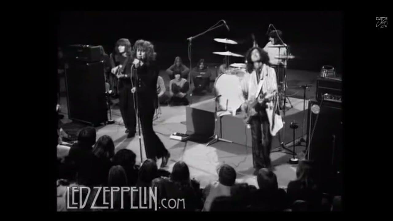 When Did Led Zeppelin Break Up