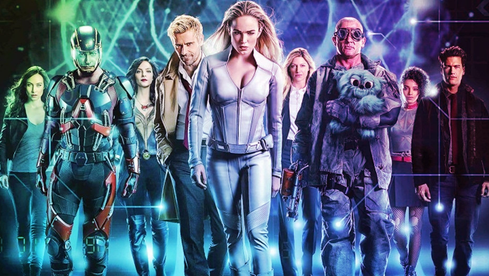 Preview: DC's Legends of Tomorrow Season 6 Episode 10