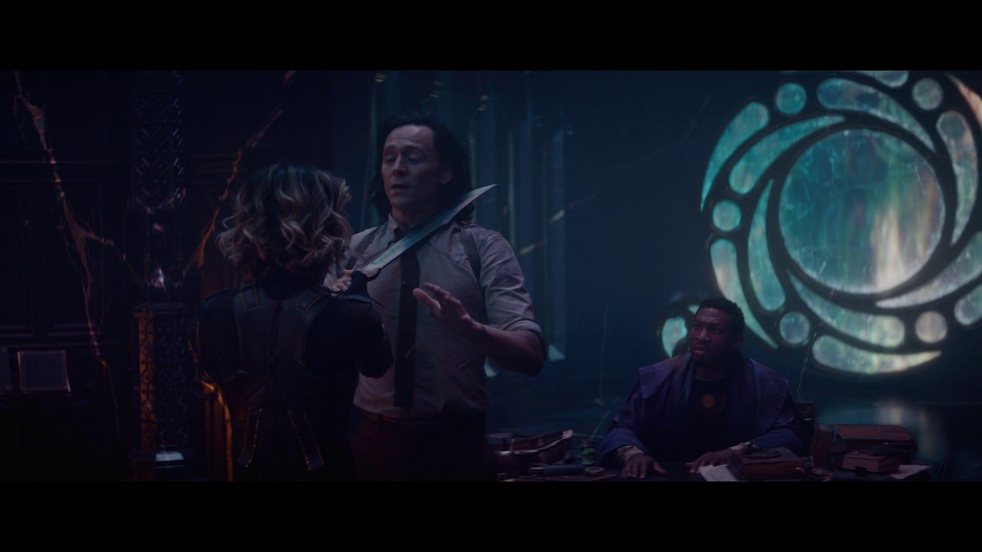 How Loki Season 1 Ends?