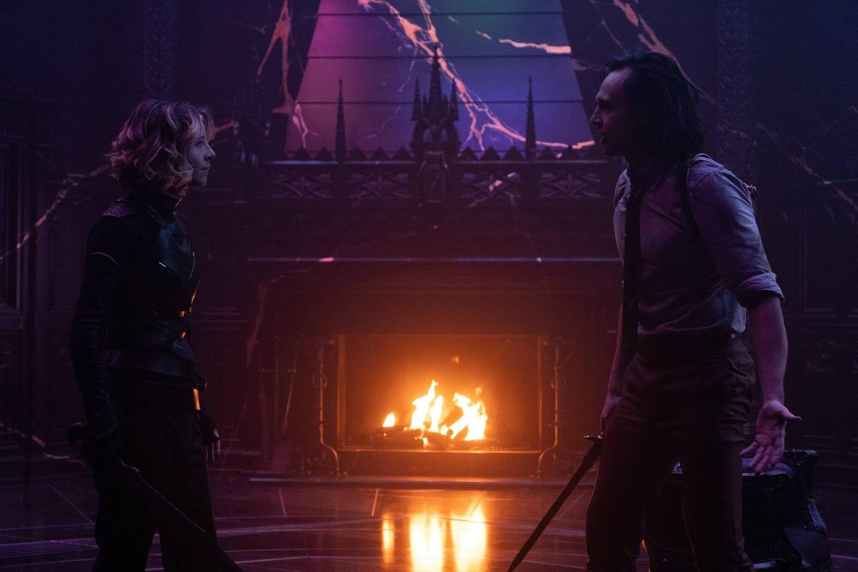 Loki season 1 ending
