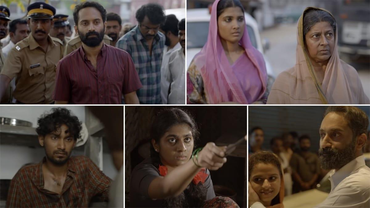 Malik movie cast