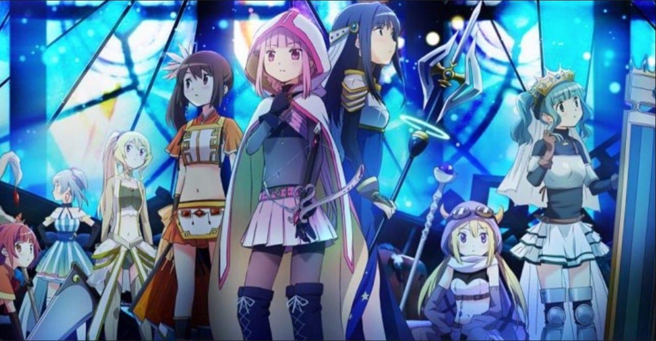Manga Receiving Anime Adaptation