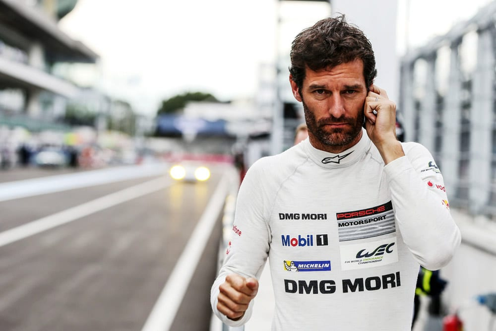 who is Mark webber dating?
