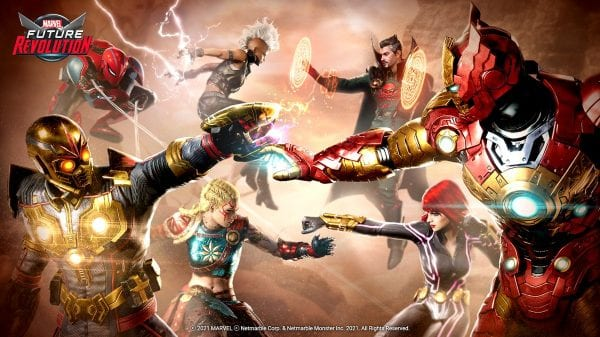 Marvel Future Revolution Release Date